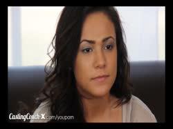 Скриншот Парень с гламурной брюнеткой сняли красивое порно
